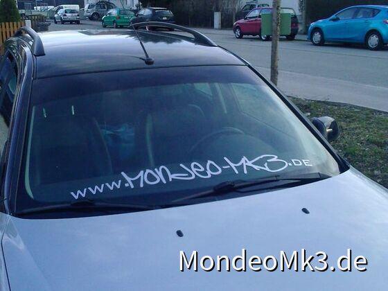MK3 Kombi - Aufkleber