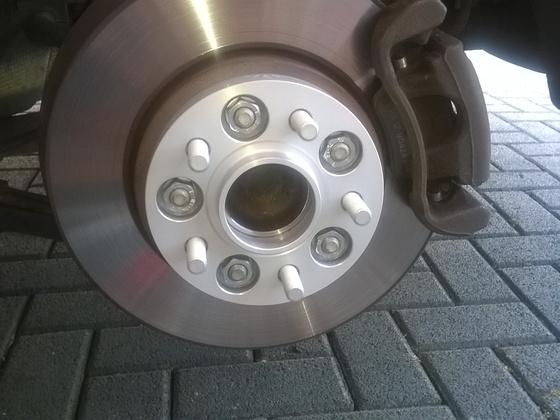 Spurplatte 25 mm HA