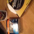 Xenon Brenner und Politur