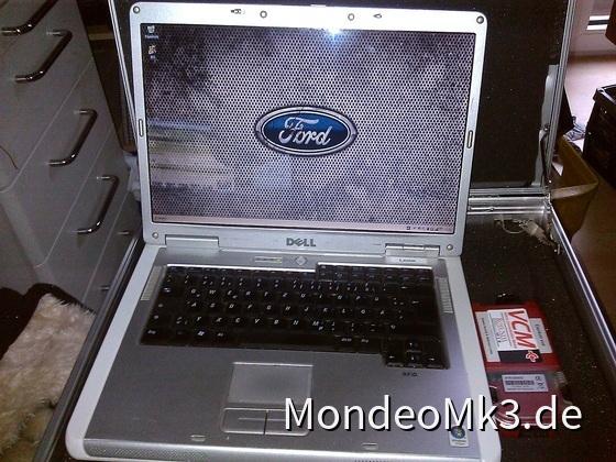 Ford IDS VCM System