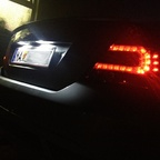 LED Heckleuchten und LED Kennzeichenbeleuchtung