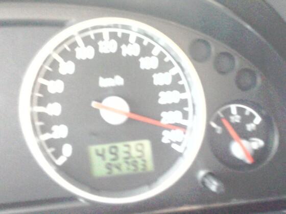 Mein Mondeo 1.8 mit (nur) 110 PS