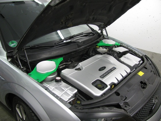 Motorraum II