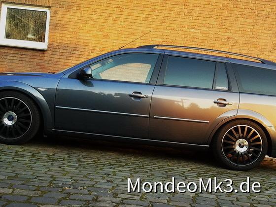 MK3.de-Aufkleber in silber/schwarz