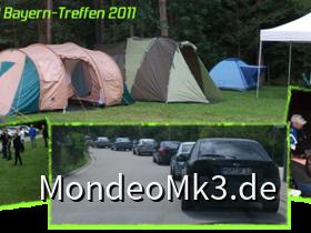 Eindrücke vom 2. Bayern-Treffen 2011