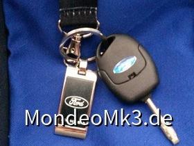 Stilvoller Schlüssel