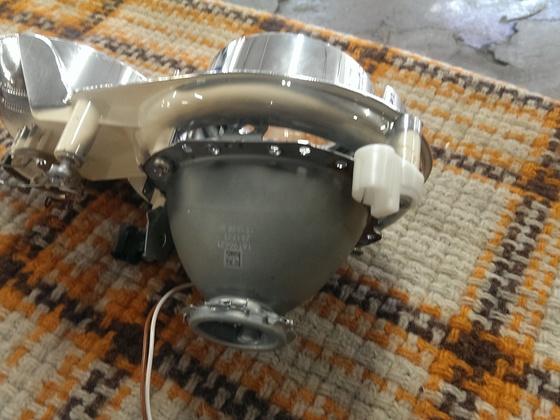 Umbau Audi Bixenon
