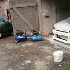 Mondi (jetzt ohne Rammleisten) & Projekt Clio Komplettumbau