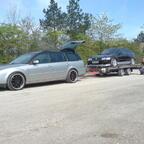 MK3 Kombi - Mondeo als Zugfahrzeug ^^