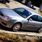 Mein Neuer / Mondeo ST220