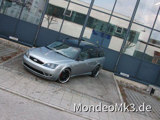 MK3 Kombi - Front & Seite