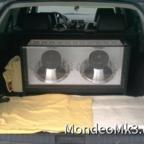 Hifi Anlage im Auto komplett gewechselt und komplette Türen und Kofferraumdämmung