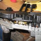 08 Wischermotor zusammenbauen