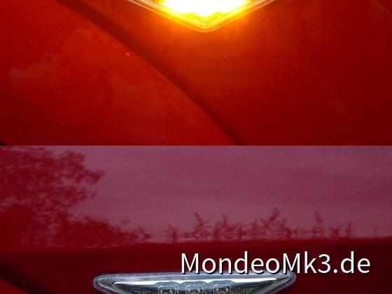 LED-Seitenblinker