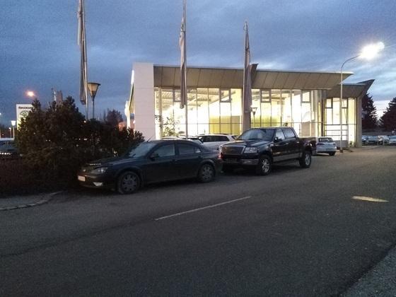 Mondeo und F-Serie