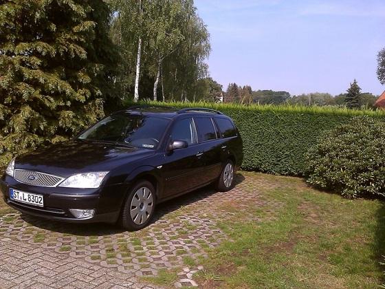 Mein Mondeo MK3
