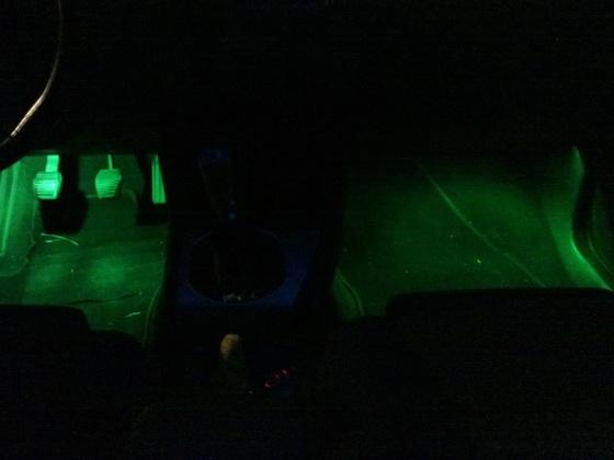 Innenraum Beleuchtung