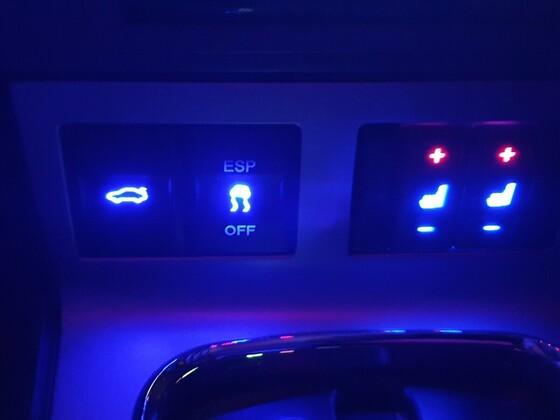 Kofferraum, ESP, Sitzheizung Blau