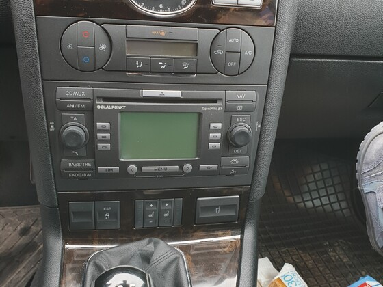 Ghia Ausstattung