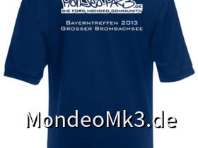 PoloShirt 2013 Bayerntreffen