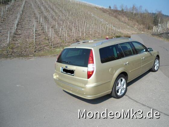 Mondeo MK3 Turnier