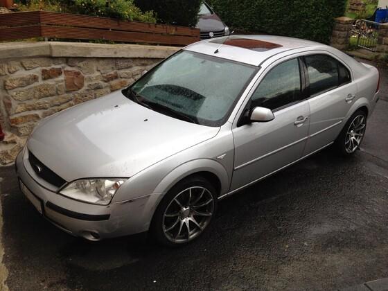MK3 2.5 Ghia '01