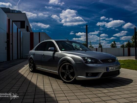 Mondeo MK3 Titanium X