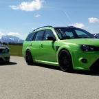 Drittwagen vs. Saison Mondeo ;)