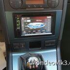 Neues Radio Doppel DIN