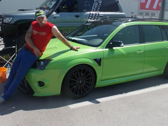 SID vs. Mondeo RS :D