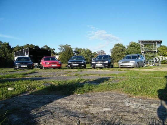 Mondeo-MK3.de beim 10. Abzelten des Ford-Club Berlin in Jüterbog