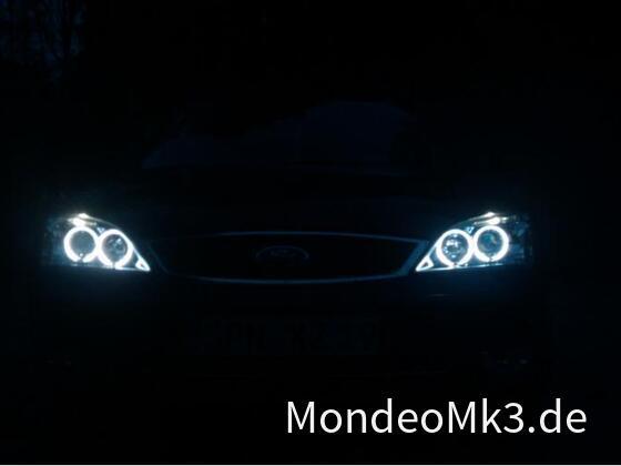 Mondeo mit neuem Gesicht :)