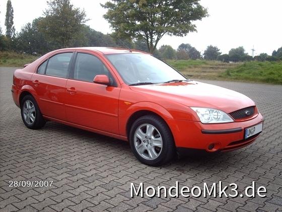 Ford Mondeo Mk3 Ghia