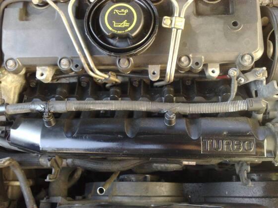 Motor und AGR