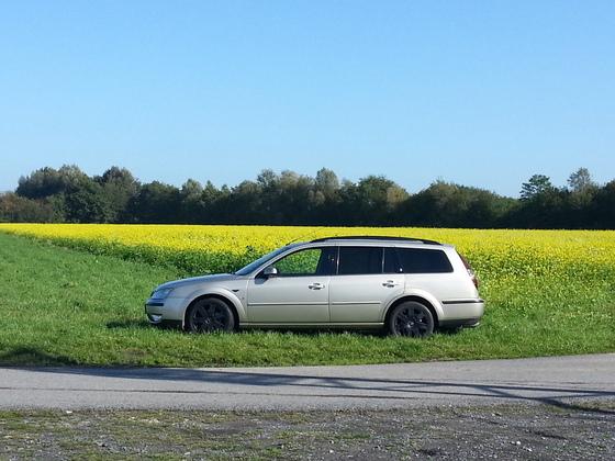 Mondeo MK3 BWY