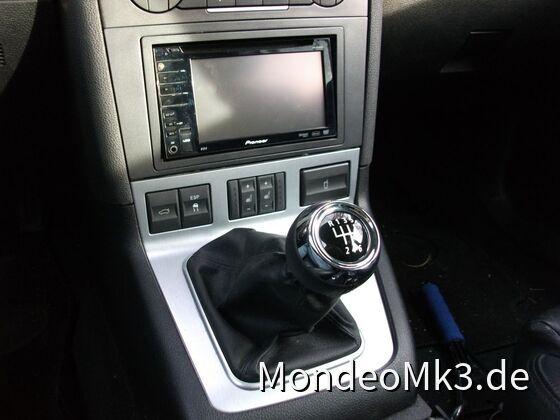 MK3 Kombi - Mini Schaltknauf & JVC 3100DVD