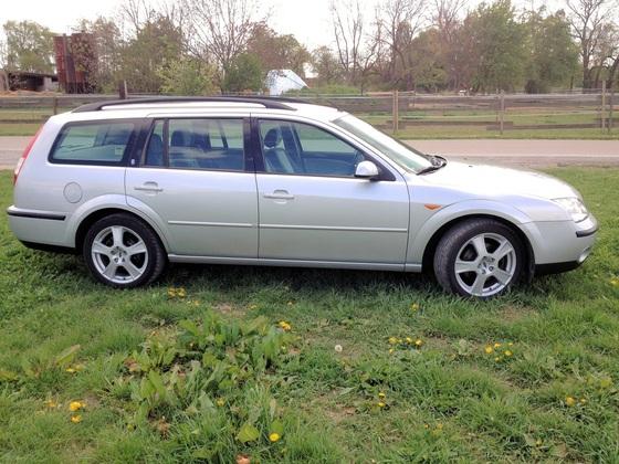 Mondeo MK3 Tddi