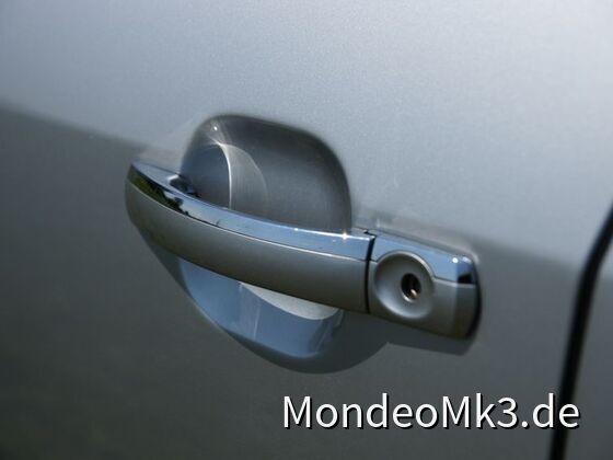 MK3 Titanium X - 2,2 TDCI