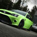 Mondeo RS komplett Umbau