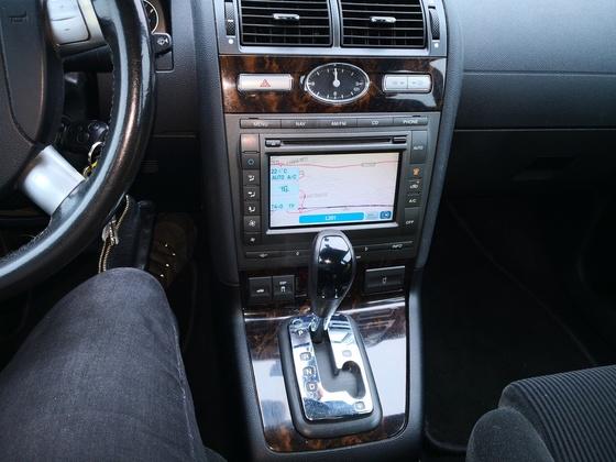 Mondeo Ghia X Turnier 2,0 tdci Automatik DPF Baujahr 05.2003 164000Km