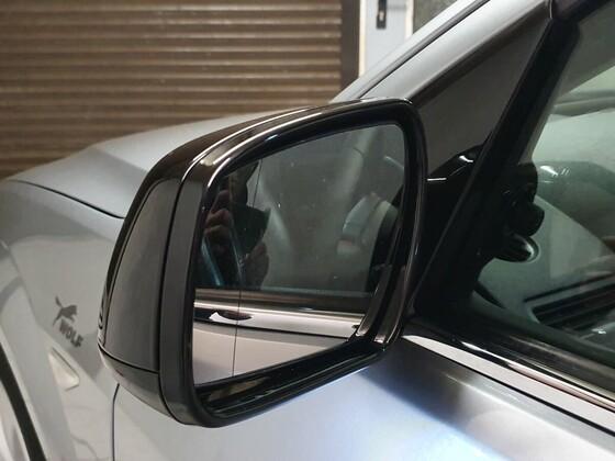 #Update: Spiegelgehäuse Hochglanzschwarz