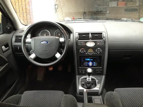 MK3 2.5 Ghia '01 - Innen