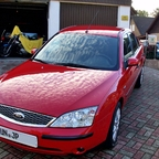 Ford Mondeo MK3 Ambiente